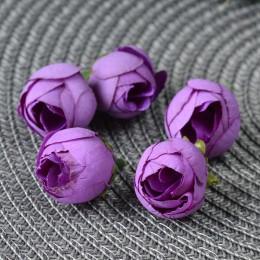 Бутон ранункулюса фиолетовый 2,5 см 1 шт.