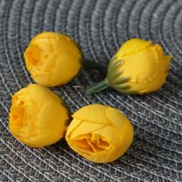 Бутон ранункулюса желтый 2,5 см 1 шт.