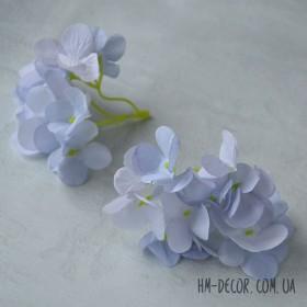 Гортензия New нежно-голубая веточка 8 см