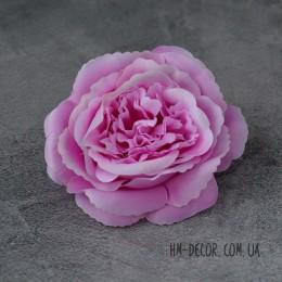 Головка розы Мери нежно-розовая 12 см