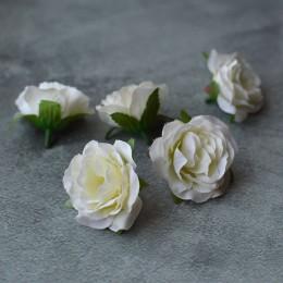Головка розы Вивьен айвори 4,5 см 1 шт.