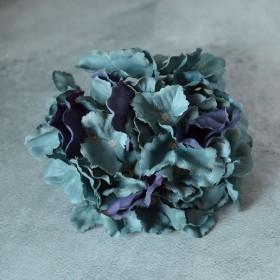 Гортензия премиум синий винтаж 16 см