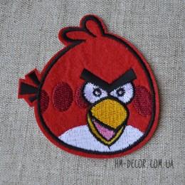 Термоаппликация Angry birds 7*7.5 см