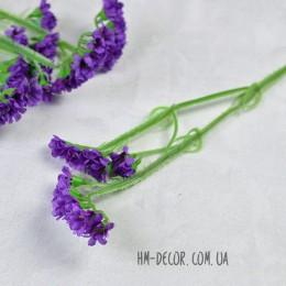 Статица искусственная фиолетовая 35 см