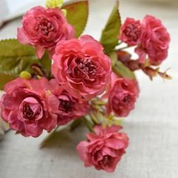 Букет роз Александра розово-коралловый