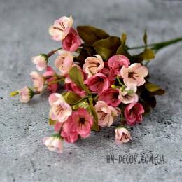 Букет сакуры розовый 25 см