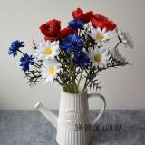 Полевые и садовые цветы