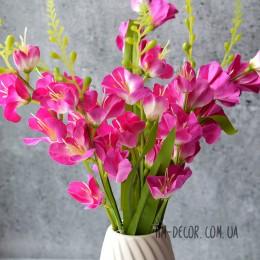 Фрезия розово-сиреневая 40 см