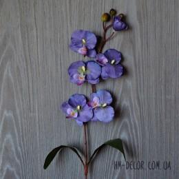Орхидея фаленопсис фиолетовая 75 см