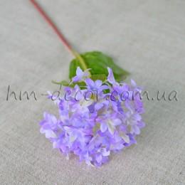 Бульдонеж светло-фиолетовый мини 30 см