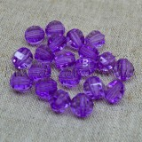 Бусины, кристаллы