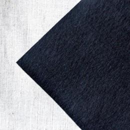 Фетр черный 20*25 см 1 мм