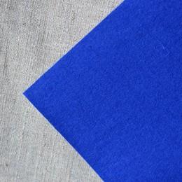 Фетр синий 20*25 см 1 мм