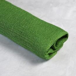 Мешковина натуральная зеленая 45*90 см