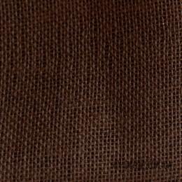 Мешковина темно-коричневая 250 г/м 47*48 см
