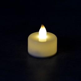Свеча LED 4 см желтый свет