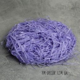 Бумажный наполнитель светло-фиолетовый 20 г