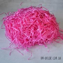 Бумажный наполнитель розовый 20 г