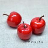 Искусственные ягоды, фрукты и овощи для декора