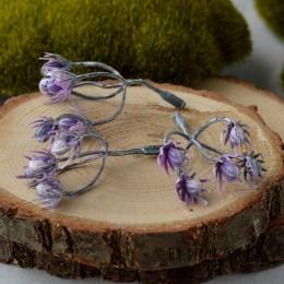 Фенхель фиолетовый веточка 6 см