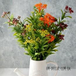 Облепиха с красными соцветиями 35 см