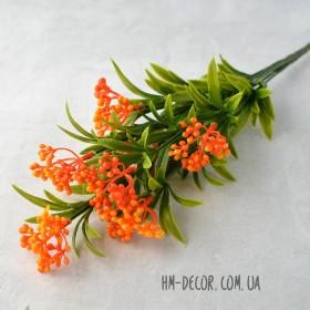 Облепиха с оранжевыми соцветиями 35 см
