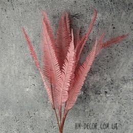 Папоротник нефролепис бордо 13 листьев 45 см