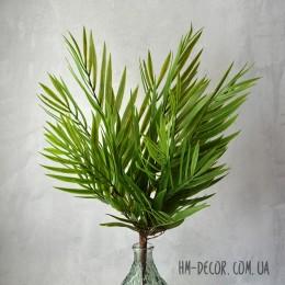 Лист пальмы премиум 15 шт. 40 см