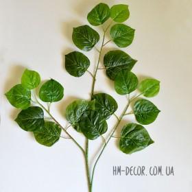 Липа зеленая ветка 60 см