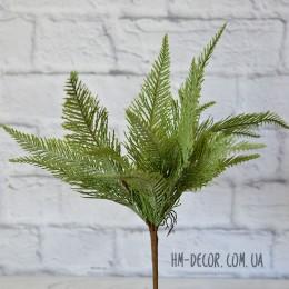 Туя японская зеленая с напылением премиум 40 см