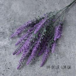 Вереск искусственный фиолетовый 30 см