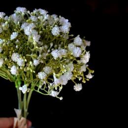 Гипсофила белоснежная букет 7 веток 30 см