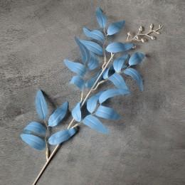 Ветка ивы голубая 40 см